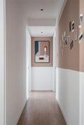80平米三北欧风格走廊图片大全