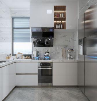 90平米三混搭风格厨房图片大全
