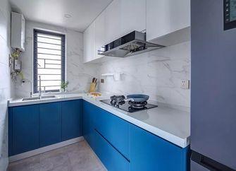140平米四室两厅法式风格厨房图