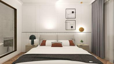 70平米三室一厅现代简约风格卧室图片