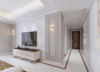 140平米四室一厅法式风格走廊装修效果图