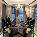 140平米四室四厅欧式风格餐厅欣赏图