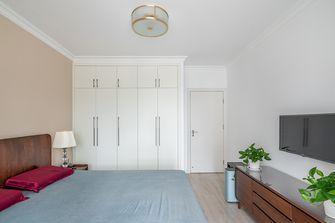 豪华型120平米三室两厅混搭风格卧室图