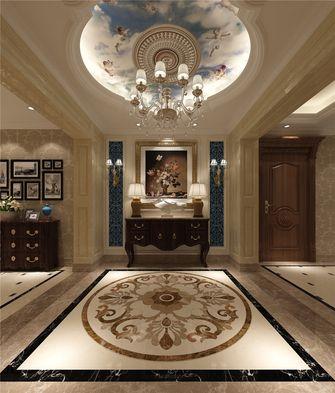 140平米四室两厅欧式风格玄关图片