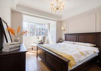 110平米三室五厅美式风格卧室装修案例