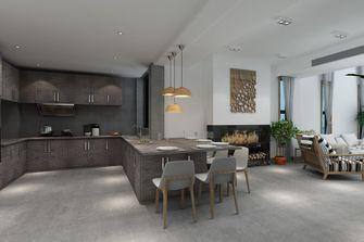 140平米别墅现代简约风格厨房图片大全