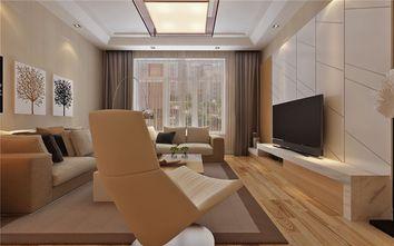 70平米日式风格客厅图