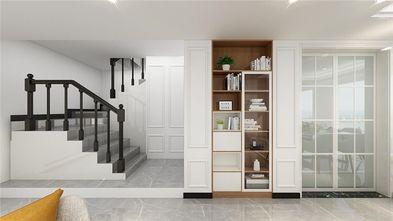 140平米三室三厅现代简约风格玄关图