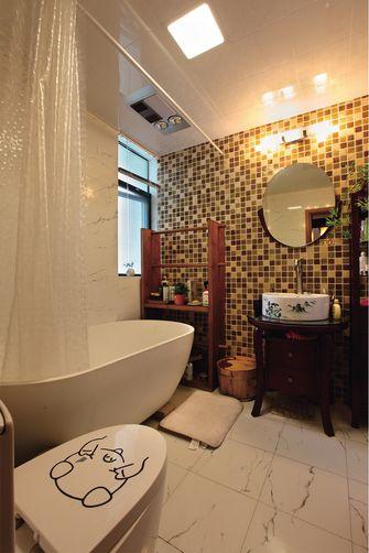 120平米三室两厅东南亚风格卫生间设计图