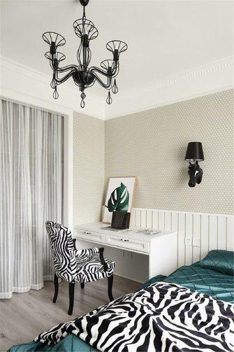120平米美式风格卧室装修效果图
