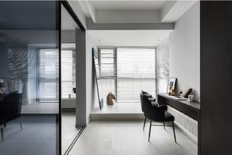140平米四室一厅混搭风格书房设计图
