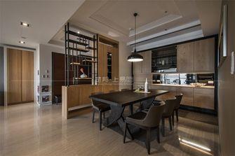 120平米三室一厅日式风格餐厅装修效果图