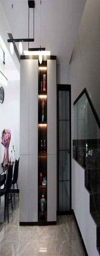 140平米复式现代简约风格玄关装修效果图