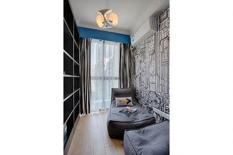 90平米三室两厅混搭风格储藏室装修图片大全