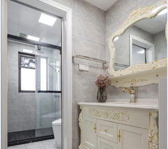 120平米四室一厅欧式风格卫生间欣赏图