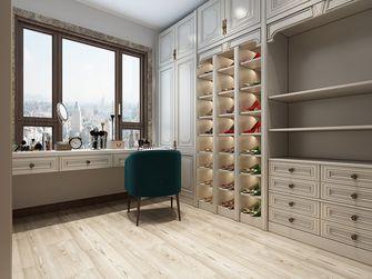 100平米三室两厅美式风格衣帽间图片大全