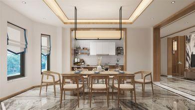 140平米三日式风格餐厅图