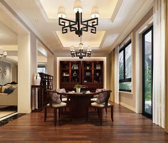 140平米别墅美式风格书房效果图