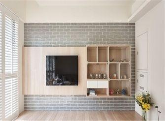 110平米一室一厅北欧风格卧室设计图
