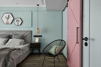 100平米三室两厅混搭风格卧室装修案例