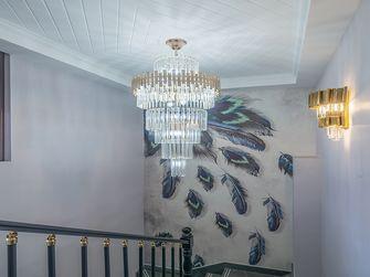 现代简约风格楼梯间效果图