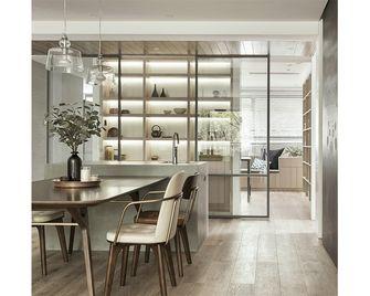 140平米四室五厅北欧风格餐厅设计图