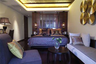 140平米四室四厅东南亚风格卧室图