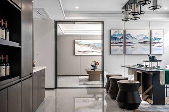 130平米三室两厅美式风格走廊装修图片大全