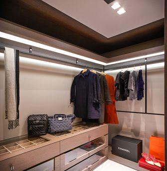120平米三室一厅中式风格衣帽间装修案例