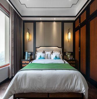 110平米四室一厅中式风格卧室图