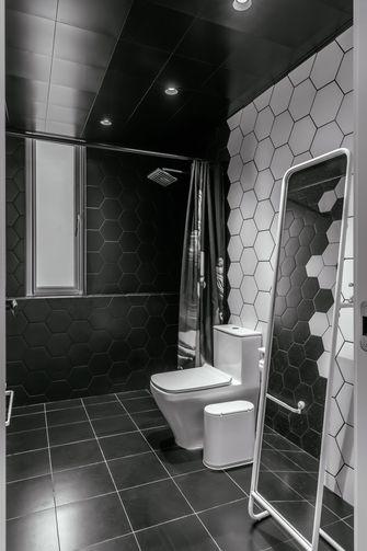 120平米宜家风格卫生间设计图