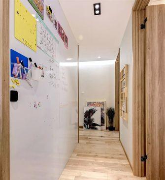 110平米三室两厅北欧风格走廊图