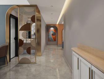 130平米三室两厅现代简约风格走廊装修案例