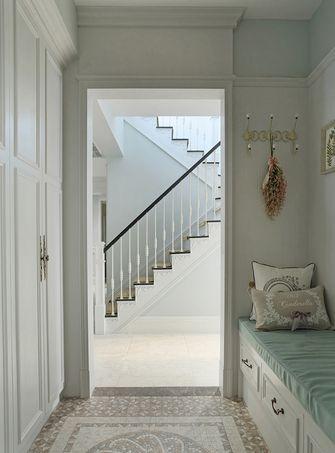 140平米四室两厅法式风格楼梯间装修图片大全