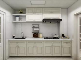 60平米三混搭风格厨房装修案例