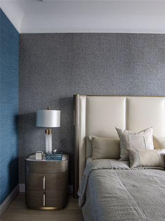 140平米复式英伦风格卧室装修案例