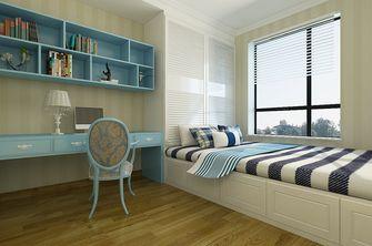 110平米三室两厅地中海风格儿童房图片大全