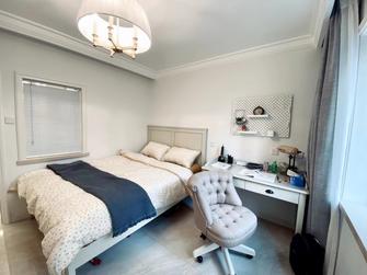 100平米三地中海风格卧室效果图