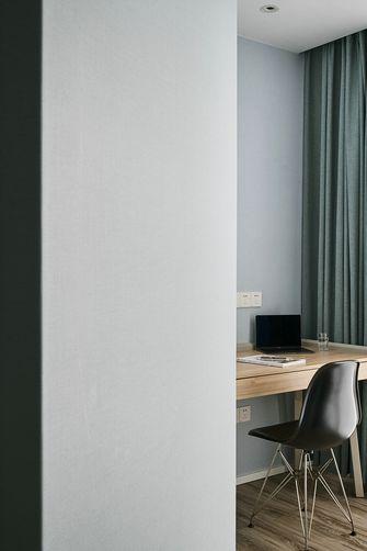 60平米一室一厅北欧风格卧室装修案例