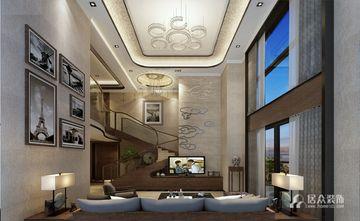 豪华型140平米复式现代简约风格楼梯设计图