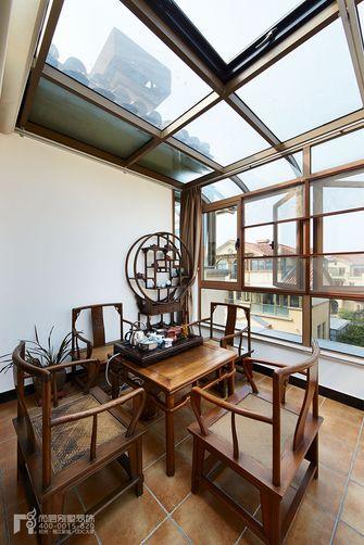 豪华型140平米别墅中式风格阳光房图片大全