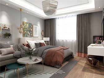 80平米三法式风格卧室图片