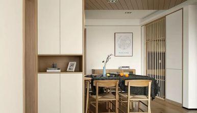 110平米三室五厅日式风格餐厅图片大全