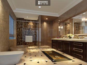 140平米别墅欧式风格卫生间浴室柜图