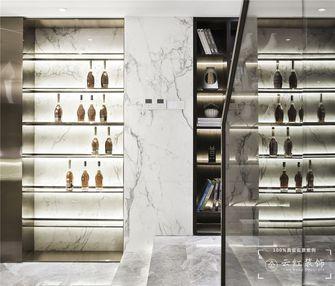 120平米复式现代简约风格储藏室效果图