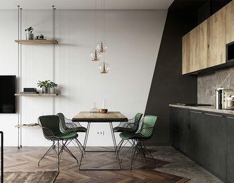 130平米三室三厅其他风格厨房装修图片大全