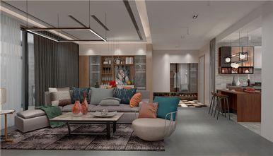 140平米三地中海风格客厅装修图片大全
