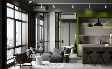 50平米东南亚风格客厅装修效果图