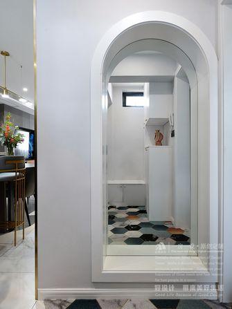 100平米三室两厅现代简约风格玄关图片