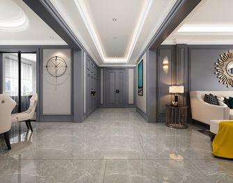 140平米四美式风格走廊图片
